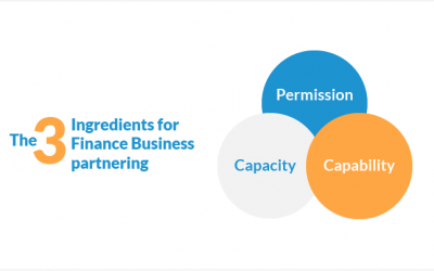 The 3 Ingredients for Successful Finance Business Partnering