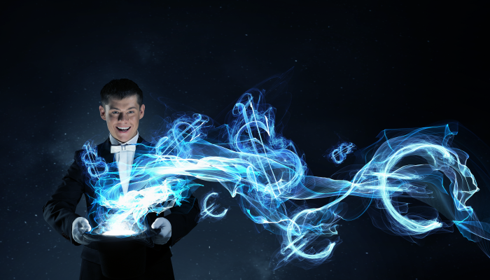 What can Finance possibly learn from a Magician?